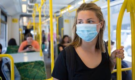Covid-19 : le masque augmenterait l'immunité