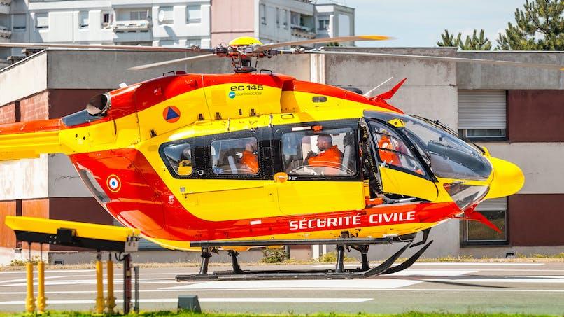 Alpes-Maritimes : héliportée, une rescapée de Saint-Martin-Vésubie a accouché à Nice