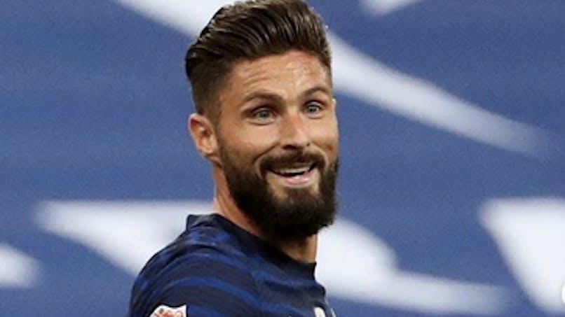Olivier Giroud, bientôt papa pour la 4e fois : son annonce en plein match
