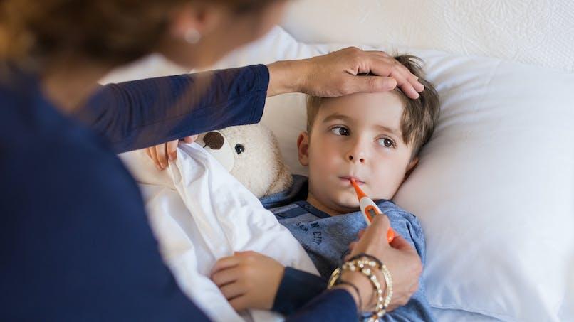 Maladies infantiles : la scarlatine est de retour !