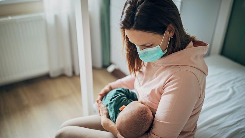 Semaine de l'Allaitement : avec la Covid-19, les mamans allaitent plus