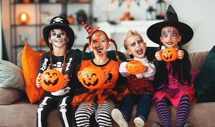 Halloween: des déguisements sûrs pour les enfants