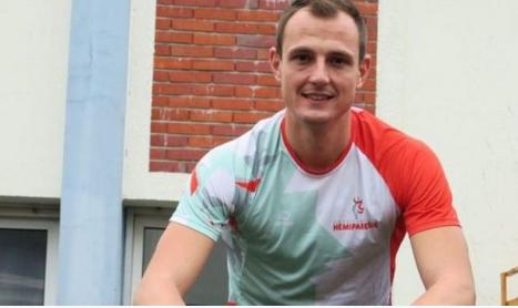 Maladie rare : un papa court 80 km en 12 heures pour son fils atteint d'hémiparésie