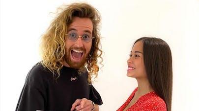 Alizée et Maxime