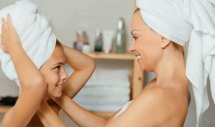 Hygiène intime : la toilette chez la petite fille et l'adolescente