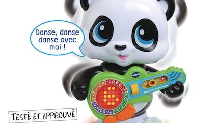 Mambo Mon Panda Musicien, le jouet le plus Rock'n Roll de VTECH