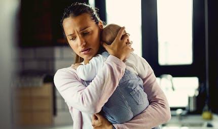 La dépression post-partum peut persister trois ans après l'accouchement