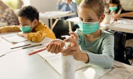 Port du masque : 10 réponses d'experts sur les effets chez l'enfant