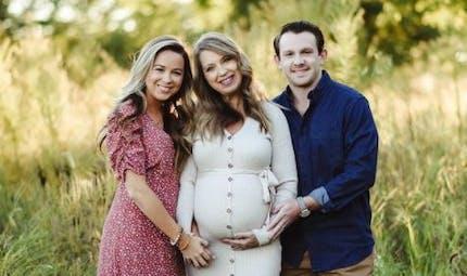 GPA : à 51 ans, elle a porté l'enfant de sa fille, qui ne pouvait pas être enceinte
