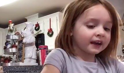 Vidéo hilarante : un papa vidéobomb le tuto d'arts plastiques de sa fille