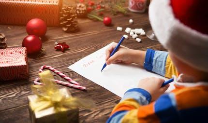 Un canapé-lit, un manteau et des gants : ces lettres d'enfants au Père Noël qui nous brisent le cœur