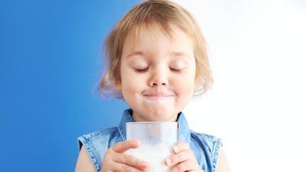 Mon enfant n'aime pas le lait