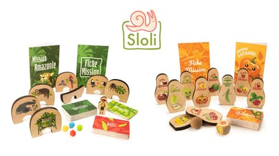 Jeux Sloli
