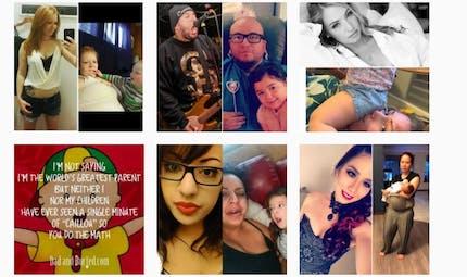 """""""Got toddelered"""" : le compte Instagram hilarant de parents avant/après avoir eu des enfants"""
