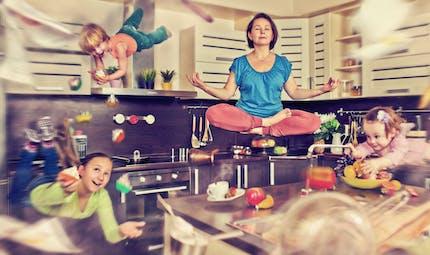 8 trucs inavouables de maman débordée