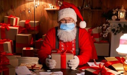 Père Noël : les misères et petits soucis des Pères Noël de Meynes et de Blois