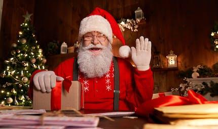 Un site propose de créer gratuitement une vidéo personnalisée du Père Noël pour votre enfant