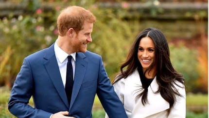 Carte de vœux 2020: Archie, le fils de Meghan Markle et du prince Harry dévoile ses cheveux!