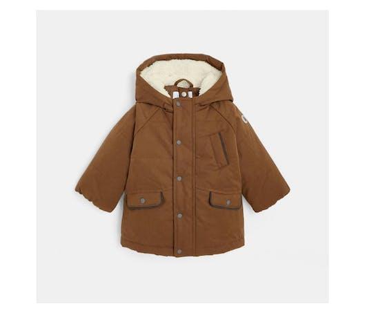 Manteau déperlant 3 en 1