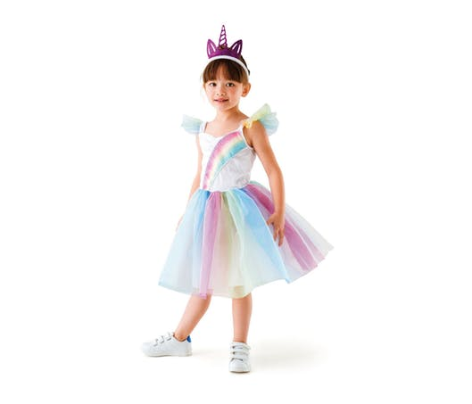 Robe Princesse licorne