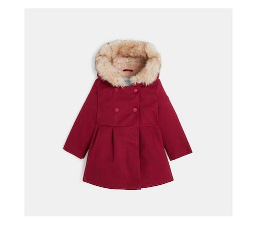 Manteau déperlant