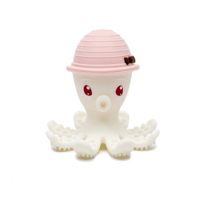 Bonnie la Pieuvre en rose