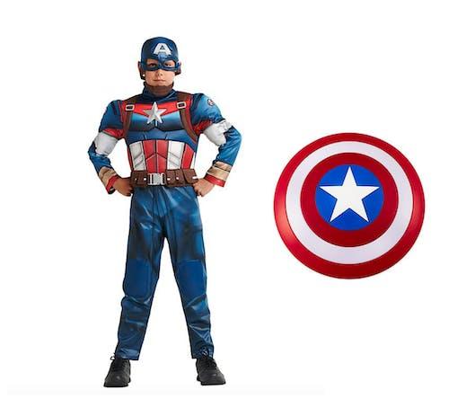 Déguisement Captain America