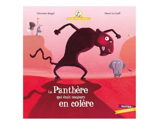 La Panthère qui était toujours en colère