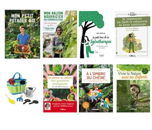Apprendre aux enfants à se connecter avec la Nature