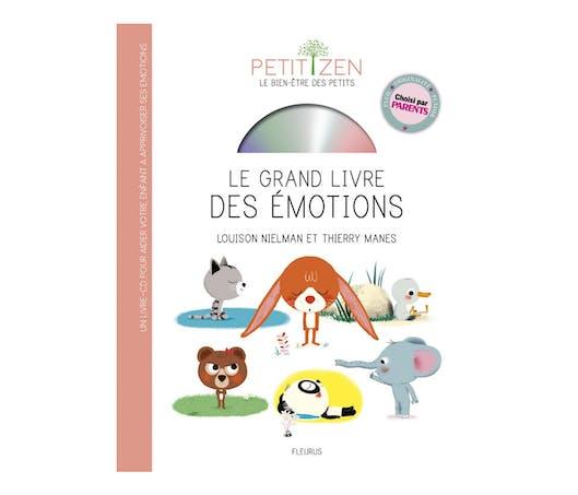 Le Grand Livre des émotions