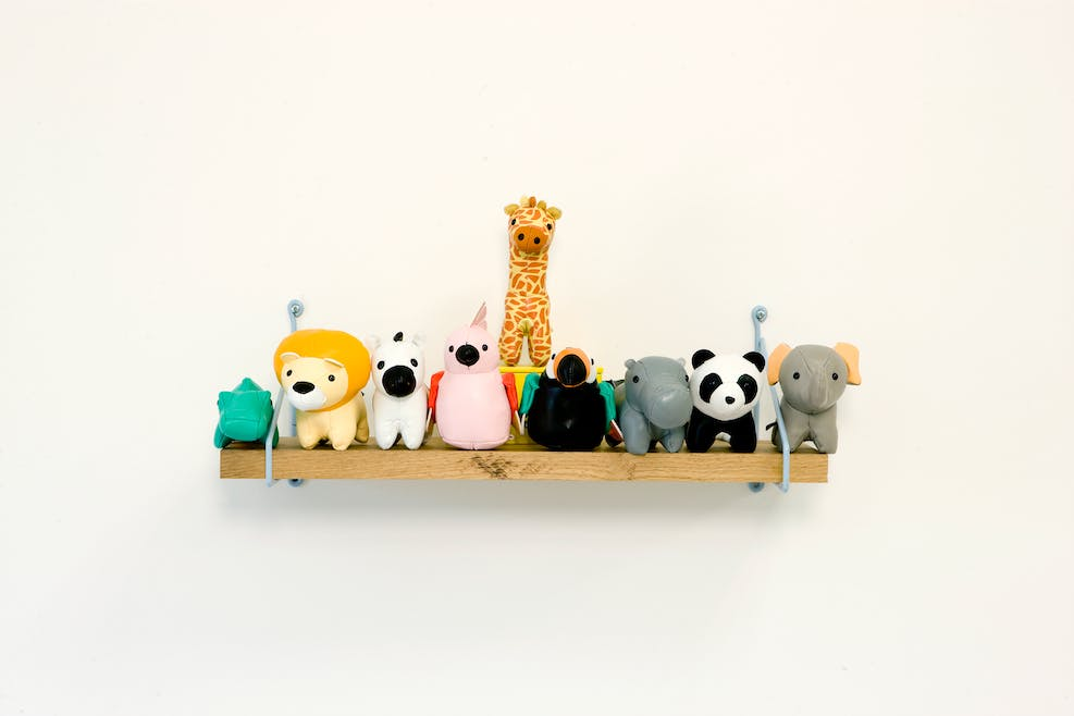 Tiny Friends de la Jungle de LITLLE BIG FRIENDS