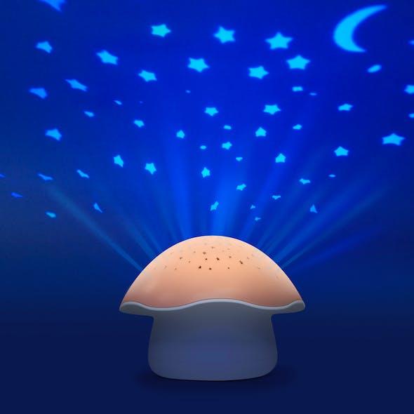 Projecteur d'étoiles champignon PABOBO