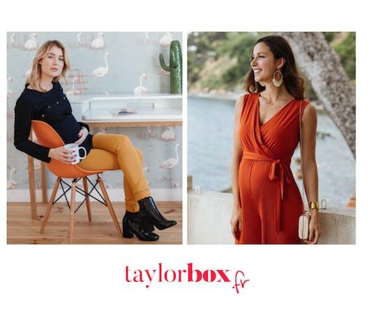 Location de dressing maternité avec Taylorbox.fr