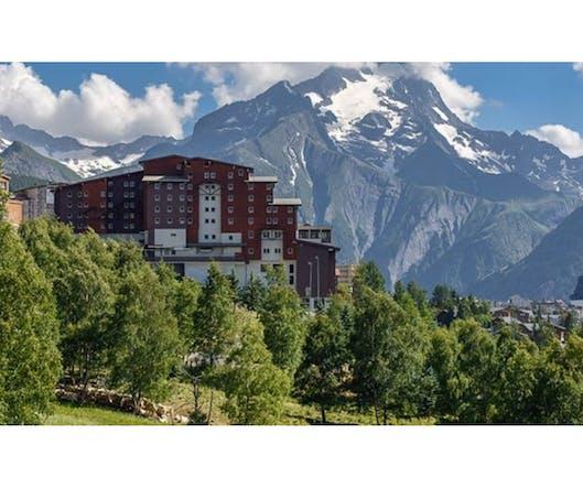 Villages Clubs du Soleil  Les 2 Alpes (38)