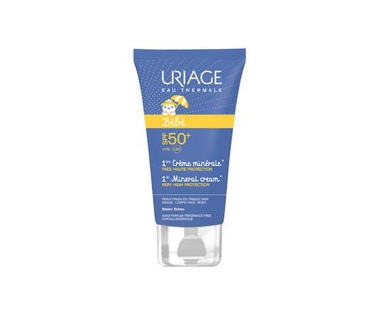 La crème minérale SPF50+ - Uriage