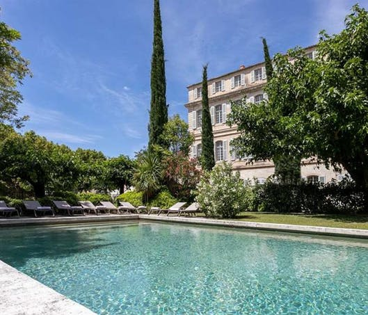 Le Château de Mazan, Best Western Premier Collection Hotel, Mazan (84)