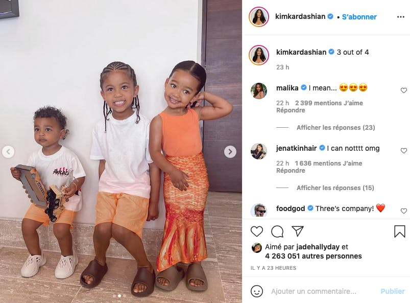 Kim Kardashian : mais où est passée North ?