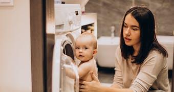 Green : 8 lessives écologiques pour bébé et la famille