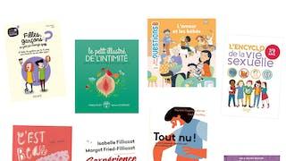 Education sexuelle : 12 livres pour parler d'amour, d'anatomie et d'intimité