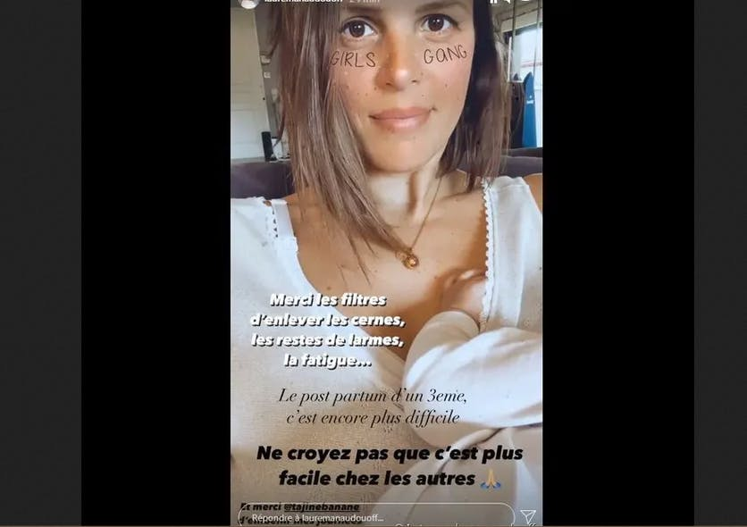 Laure Manaudou : Cernes, fatigues et larmes... même quand on est une championne