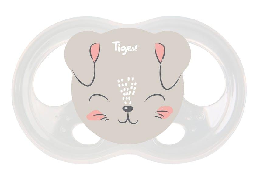 Sucette Soft Touch de Tigex
