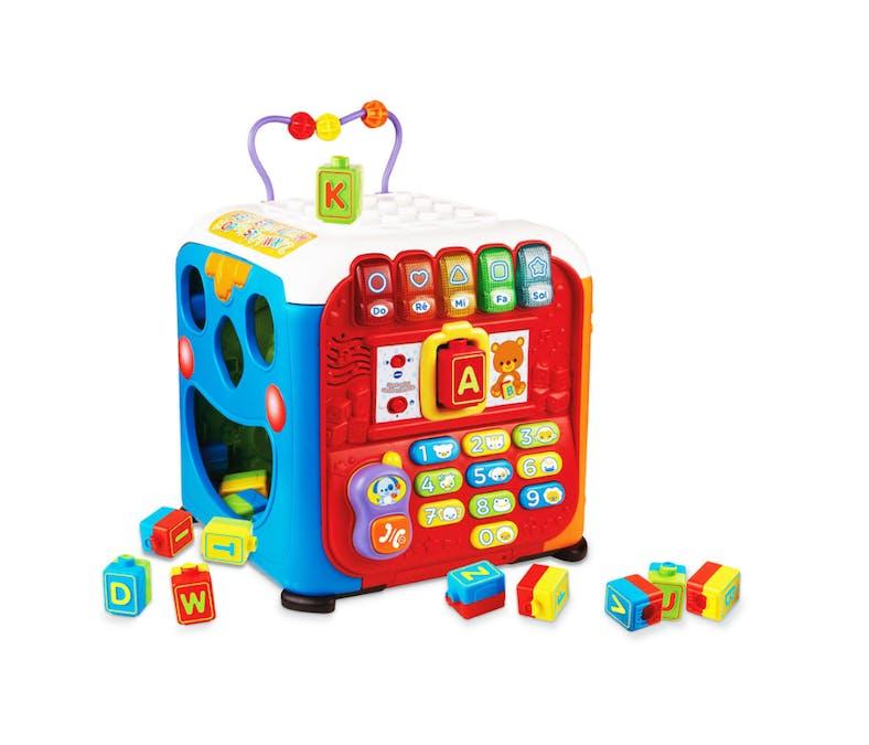 Maxi-cube multi-activités