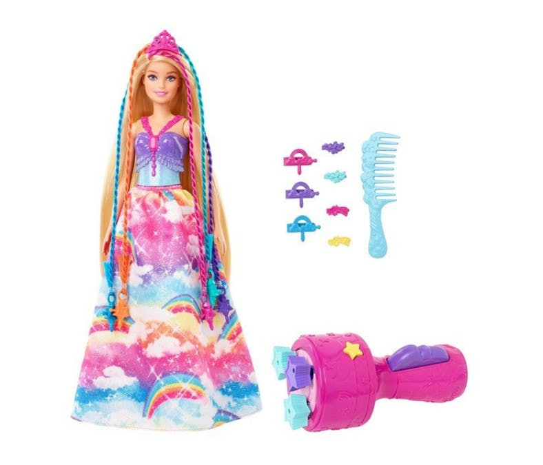 Barbie Tresses magiques