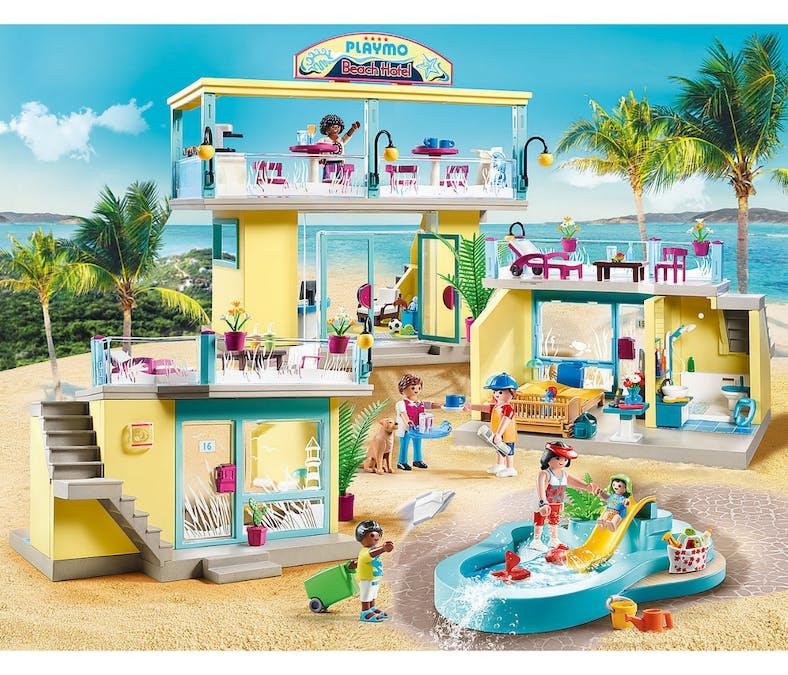 Le Beach Hotel Playmobil
