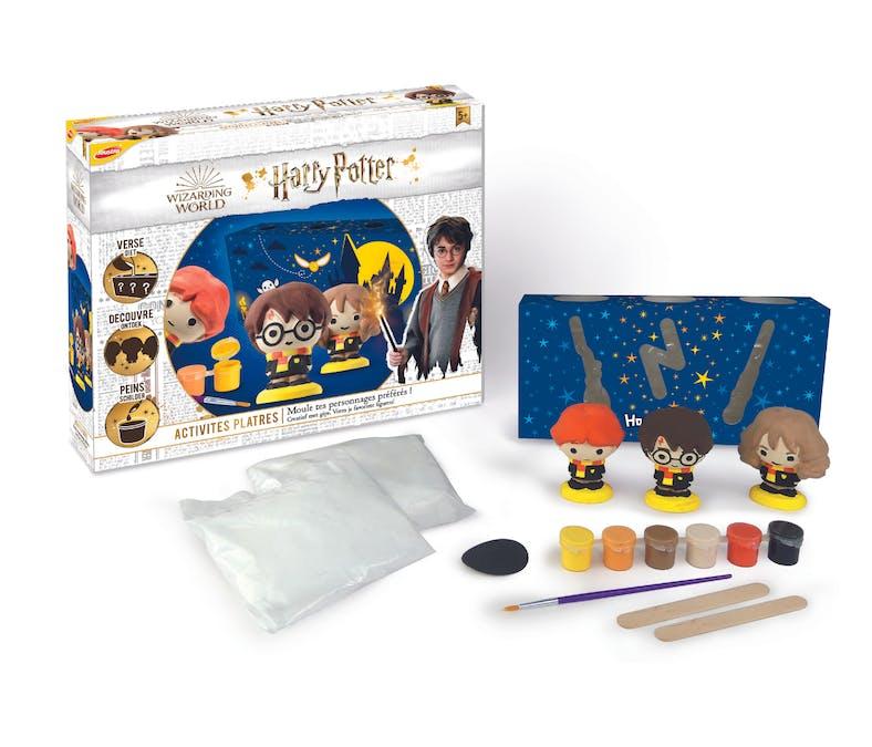 Coffret plâtre Harry Potter