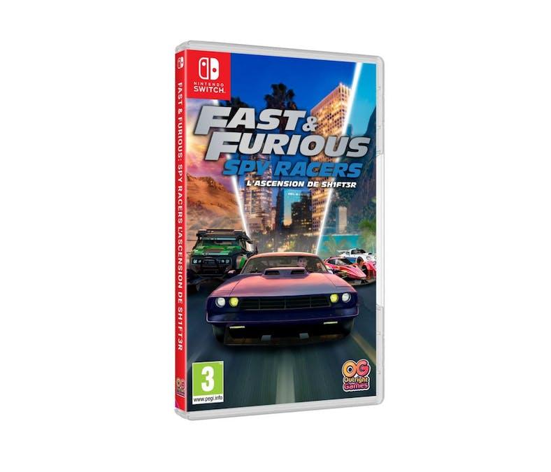 Fast & Furious, Spy Racers
