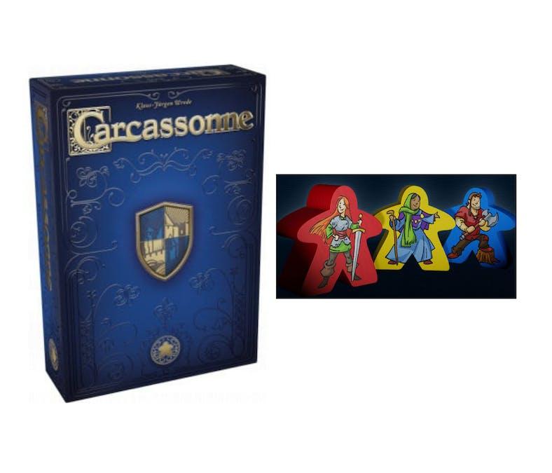 Carcassonne - édition limitée