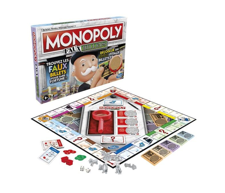 Monopoly faux billets