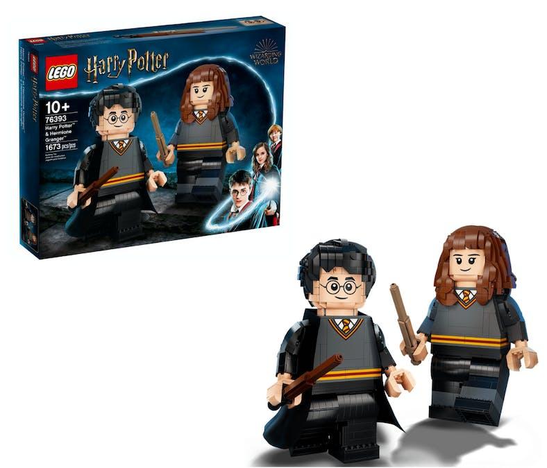 Dès 10 ans - Harry Potter et Hermione Granger