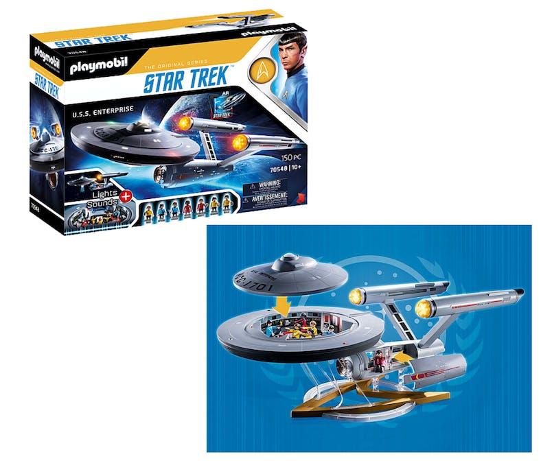 Le vaisseau U.S.S Enterprise Star Trek